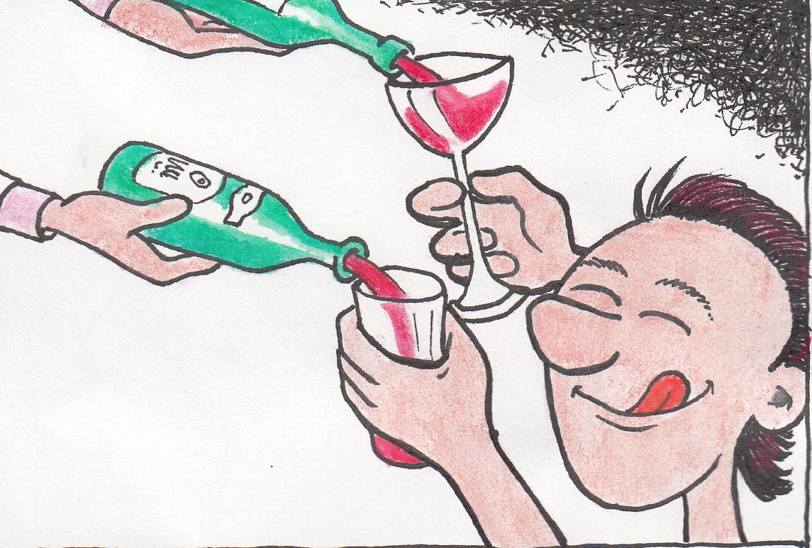 Dämon Alkohol 4